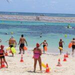 Maratón de Aguas Abiertas Puerto Morelos