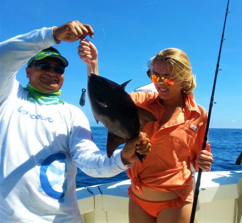 Puerto Morelos fishing